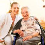 Nabízíme odbornou péči v domově pro seniory