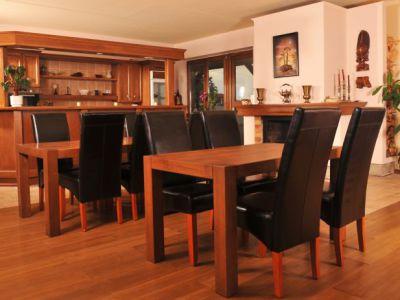společenská místnost domova pro seniory