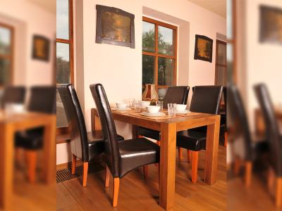 Stolování domova pro seniory Světice - Praha Východ
